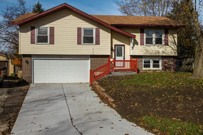 Pleasant Prairie Single Family Home For Sale: 6650 124th St