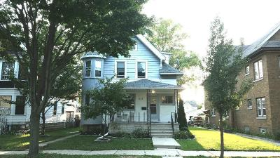 West Allis Single Family Home For Sale: 1523 S 72nd St
