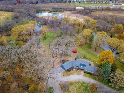 Elkhorn Single Family Home For Sale: W5050 Schmidt Rd