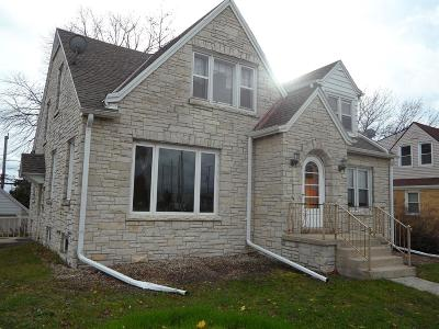 Milwaukee County Two Family Home For Sale: 2819 E Layton Ave