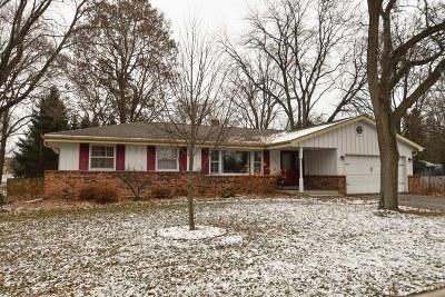Oconomowoc Single Family Home For Sale: 1005 Christopher Ct