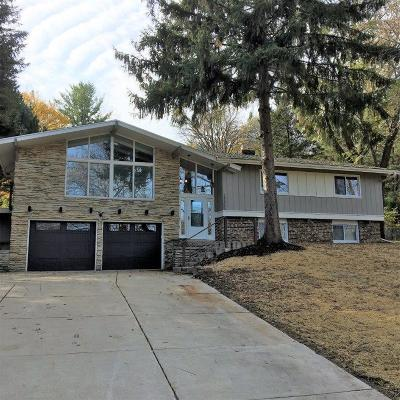 Brookfield Single Family Home Active Contingent With Offer: 17255 Holly Ln