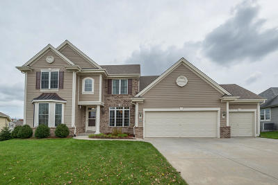 Waukesha Single Family Home For Sale: 3409 Fiddlers Creek Dr