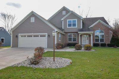 Racine WI Single Family Home Active Contingent With Offer: $294,900