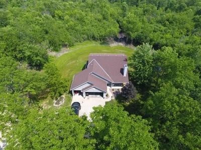Johnson Creek Single Family Home For Sale: N6176 Jefferson Rd