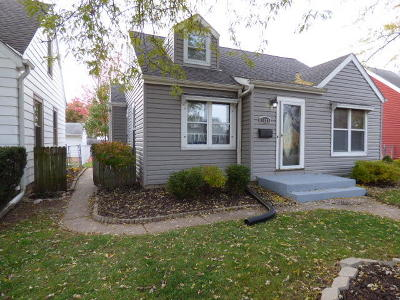 West Allis Single Family Home For Sale: 1127 S 114th St