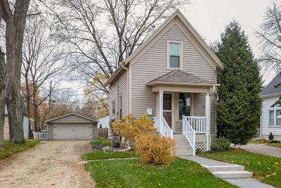 Grafton Single Family Home Active Contingent With Offer: 1047 9th Ave