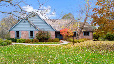 Washington County Single Family Home Active Contingent With Offer: 5452 Woodland Summit