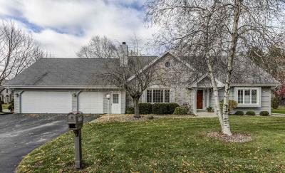 Racine Single Family Home Active Contingent With Offer: 5300 Santa Anita Dr