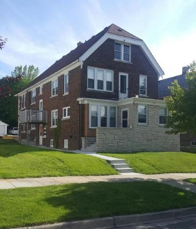 Milwaukee County Multi Family Home For Sale: 3527 E Cudahy Ave