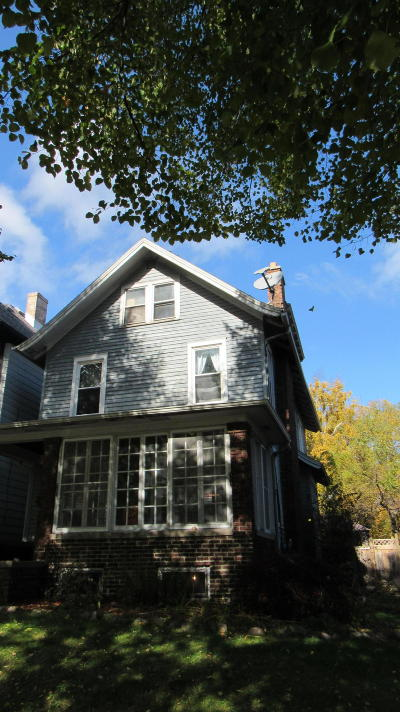 Sheboygan Single Family Home Active Contingent With Offer: 516 Niagara Ave