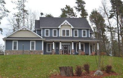 Menomonee Falls Single Family Home For Sale: N84w16077 Menomonee Ave
