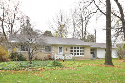 Hales Corners Single Family Home Active Contingent With Offer: 11800 Timberline Ln