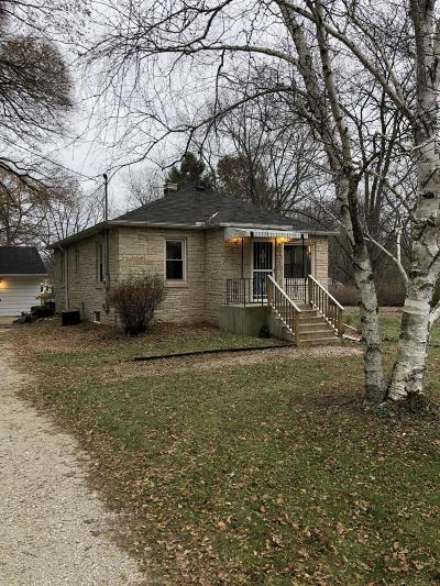 Pleasant Prairie WI Single Family Home For Sale: $174,900