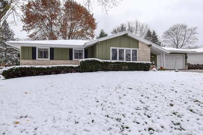 West Allis Single Family Home Active Contingent With Offer: 12121 W Verona Ct