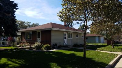 Single Family Home For Sale: 4601 S 47th St
