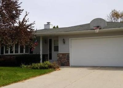 Sheboygan Single Family Home For Sale: 1617 N 24th St