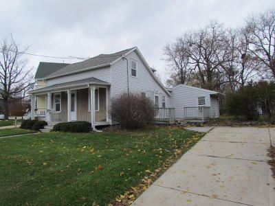 Single Family Home For Sale: 116 W State St