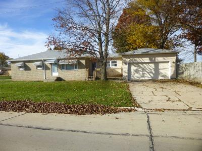 South Milwaukee Single Family Home Active Contingent With Offer: 910 15th Ave