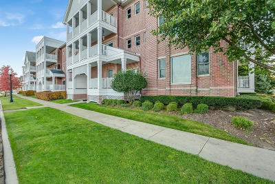 Kenosha Condo/Townhouse Active Contingent With Offer: 209 54th St #1A