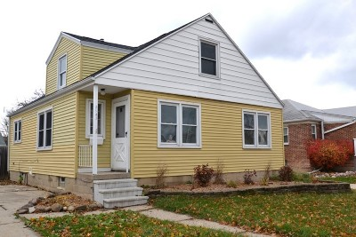 West Allis Single Family Home Active Contingent With Offer: 2143 S 109th St