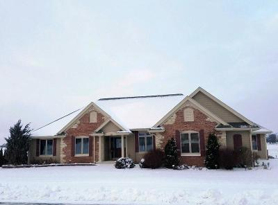 Cedar Grove Single Family Home Active Contingent With Offer: 110 Hickory Dr
