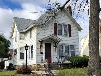 West Allis Single Family Home Active Contingent With Offer: 1565 S 79th St