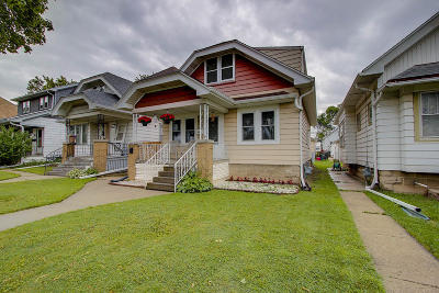 West Allis Two Family Home For Sale: 2247 S 74th St