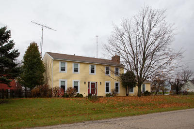 Racine Single Family Home For Sale: 112 28th Ave