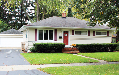 Waukesha Single Family Home Active Contingent With Offer: 513 Peters Dr