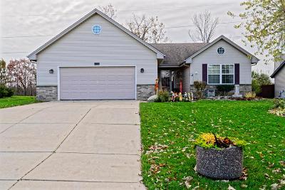 Single Family Home For Sale: 629 E Randy Rd