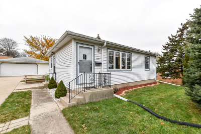 Milwaukee Single Family Home Active Contingent With Offer: 3675 S 5th St