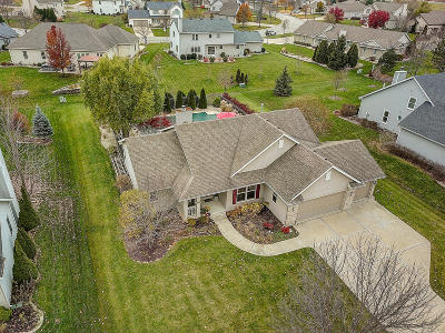 Kenosha County Single Family Home Active Contingent With Offer: 8016 100th Ave