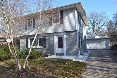Wauwatosa Single Family Home For Sale: 2622 N 116th St