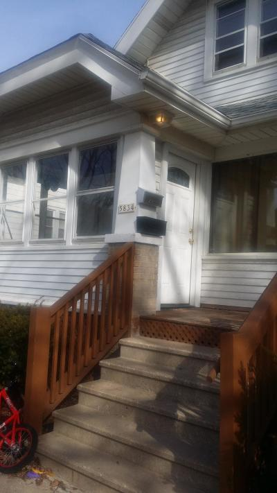 West Allis Two Family Home For Sale: 5834 W Madison St #5834A