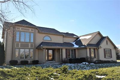 Waukesha County Single Family Home For Sale: 1156 Hillwood Blvd
