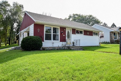 Single Family Home For Sale: 5803 W Holt Ave