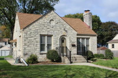 West Allis Single Family Home Active Contingent With Offer: 2235 S 105th St