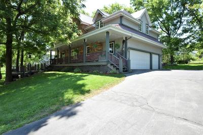 Waterford Single Family Home Active Contingent With Offer: 4740 Riverside Rd