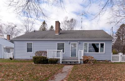 Menominee Single Family Home For Sale: N3270 Hwy M-35