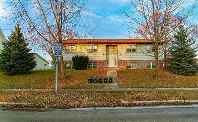 Jefferson County Multi Family Home For Sale: W1282 Marietta Ave