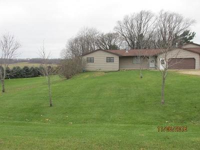 Vernon County Single Family Home For Sale: E7475 Getter Rd