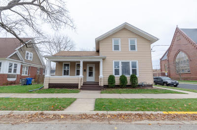 Watertown Single Family Home Active Contingent With Offer: 401 N 5th St