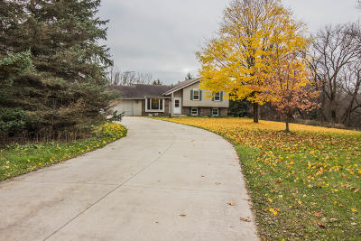 Jackson Single Family Home Active Contingent With Offer: 2835 Canyon Dr