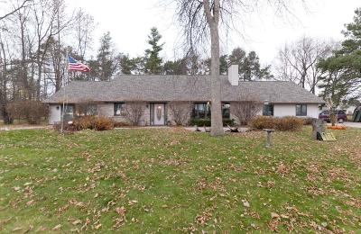 Menominee Single Family Home For Sale: N2281 Hwy M-35