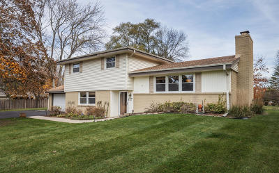 Mequon Single Family Home For Sale: 11668 N Bobolink Ln