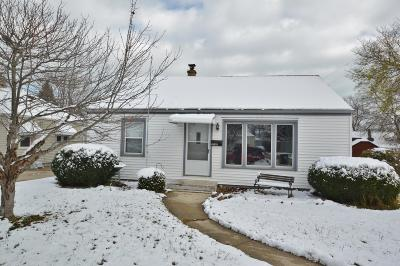 Racine Single Family Home Active Contingent With Offer: 1739 Russet St