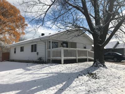Kenosha Single Family Home For Sale: 1757 22nd Ave