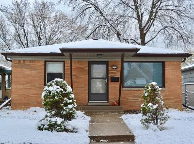 West Allis Single Family Home For Sale: 2518 S 61st