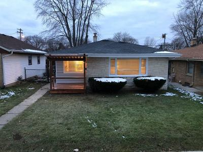 Single Family Home For Sale: 4437 N 72nd St